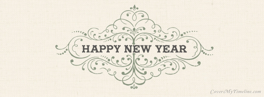 Happy New Year Happy New Year Decoration Free Facebook Covers