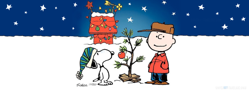 Christmas - A Charlie Brown Christmas | Free Facebook Covers ...