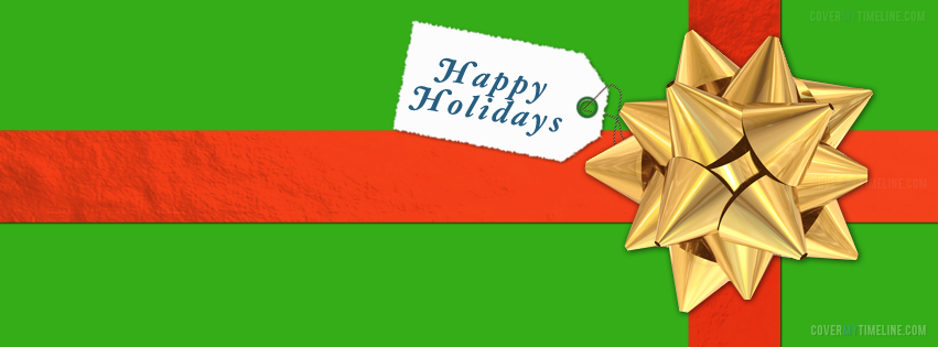 christmas-christmas-present-with-bow-green-facebook-timeline-cover