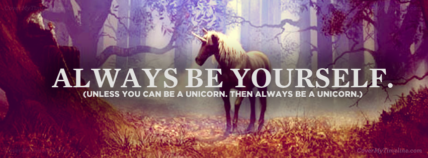 quote-always-be-yourself-unicorn-facebook-timeline-cover