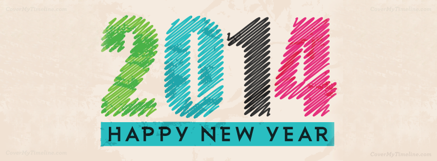 2014-happy-new-year-scribbles-facebook-timeline-cover